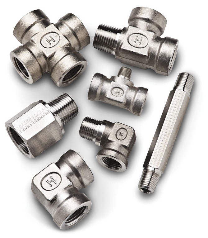 Precious steel ss fittings