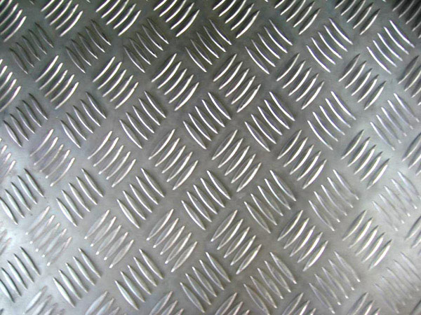 Precious Steel Checkered Plates
