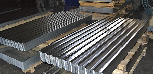 Precious Steel Gi Sheet